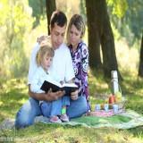圣经中的家庭